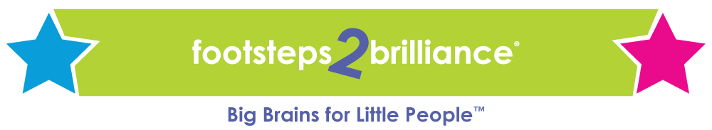 Footsteps2Brilliance Logo