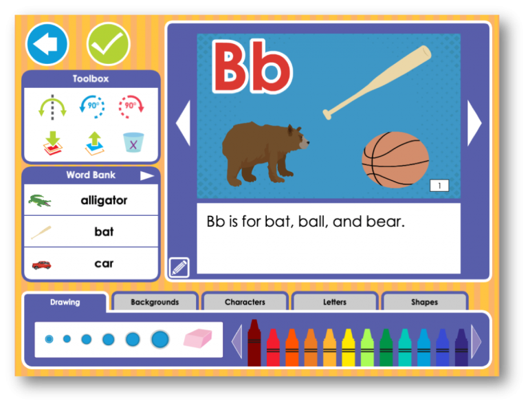 Create your own super sounds phonics book